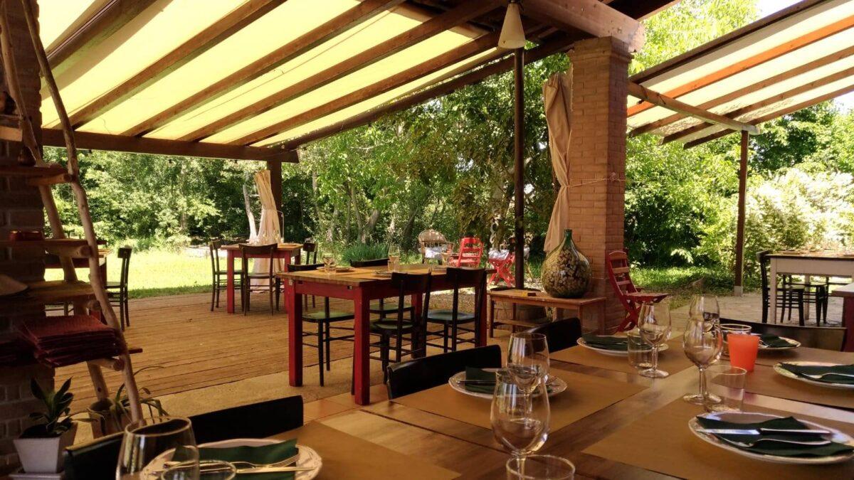 Le serate di maggio alla Longarola, aperitivi e cene dalle ore 18.00